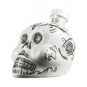 Kah Blanco Day of the Dead EMPTY Tequila Bottle
